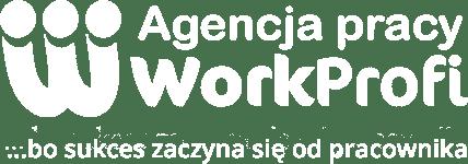 Logo Agencja Pracy WorkProfi